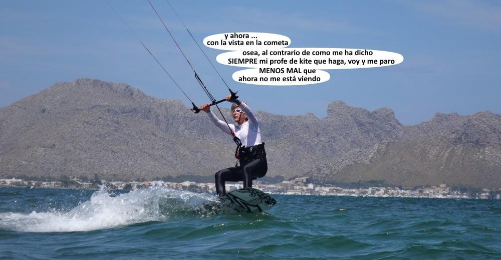 16 playas para kitesurfing en Mallorca - Pollentia Hotel 100 mts a la izquierda