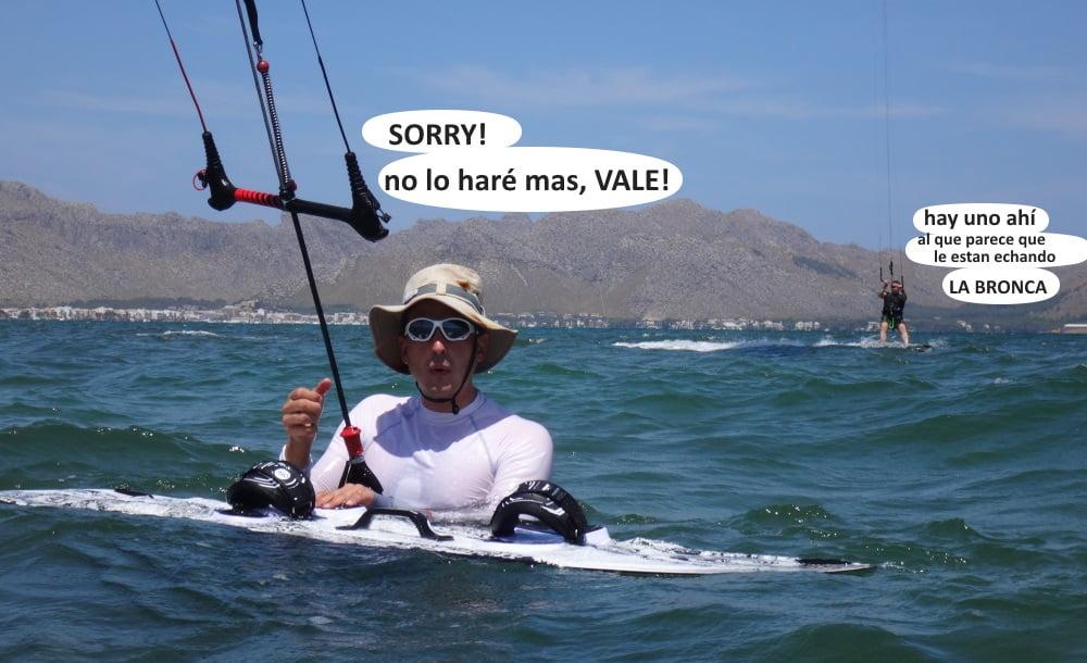 18 playas para kitesurfing en Mallorca - asociacion kite club Mallorca