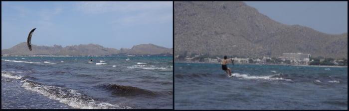 2 como y donde aprender kitesurfing en Alcudia
