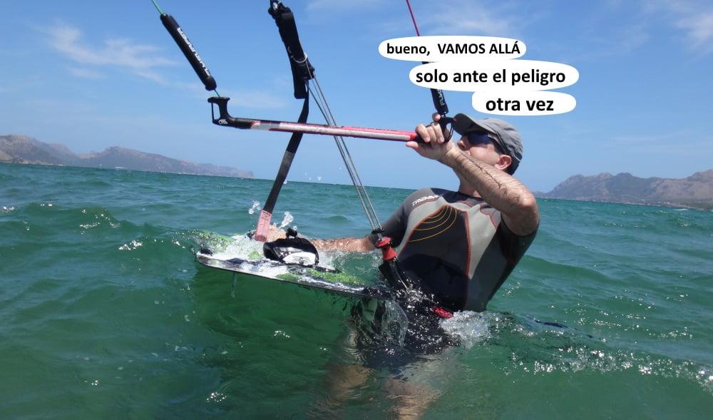 25 playas para kitesurfing en Mallorca - curso de 3 dias en Pollensa