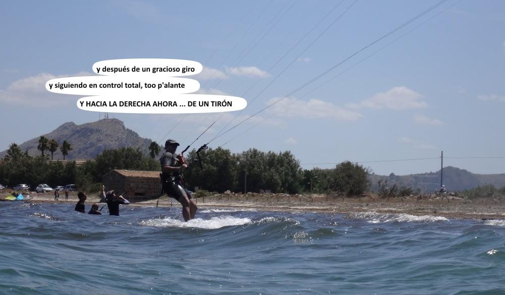 32 playas para kitesurfing en Mallorca - Carlos ha vuelto