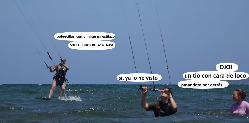 33 playas para kitesurfing en Mallorca alumnos y socios kite club
