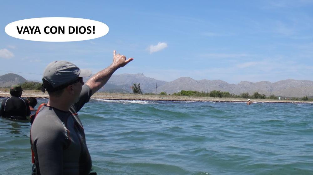 37 playas para kitesurfing en Mallorca  la escuela que mejor funciona en mallorca