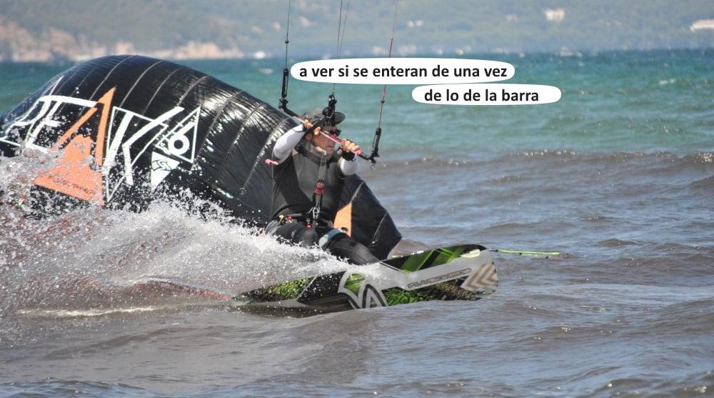 39 playas para kitesurfing en Mallorca - Flysurfer Peak