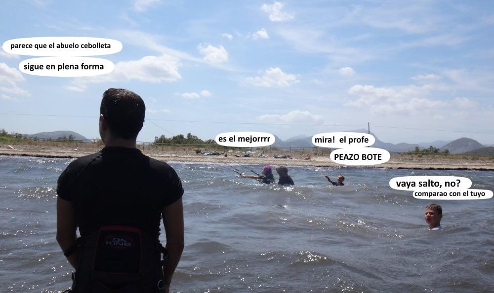 42 playas para kitesurfing en Mallorca admiracion general