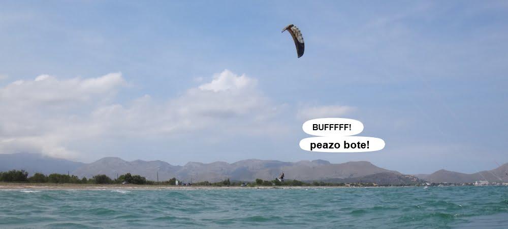 14 kitesurf en Mallorca - cursos en Pollensa Es Barcares