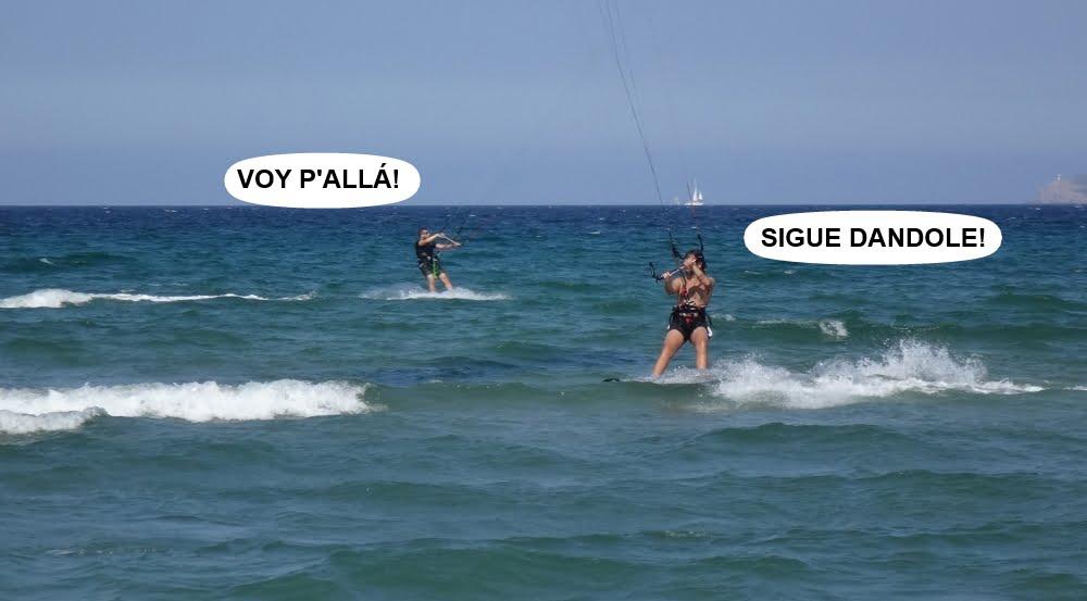 19 kitesurf en Mallorca - cursos en Pollensa con nosotros