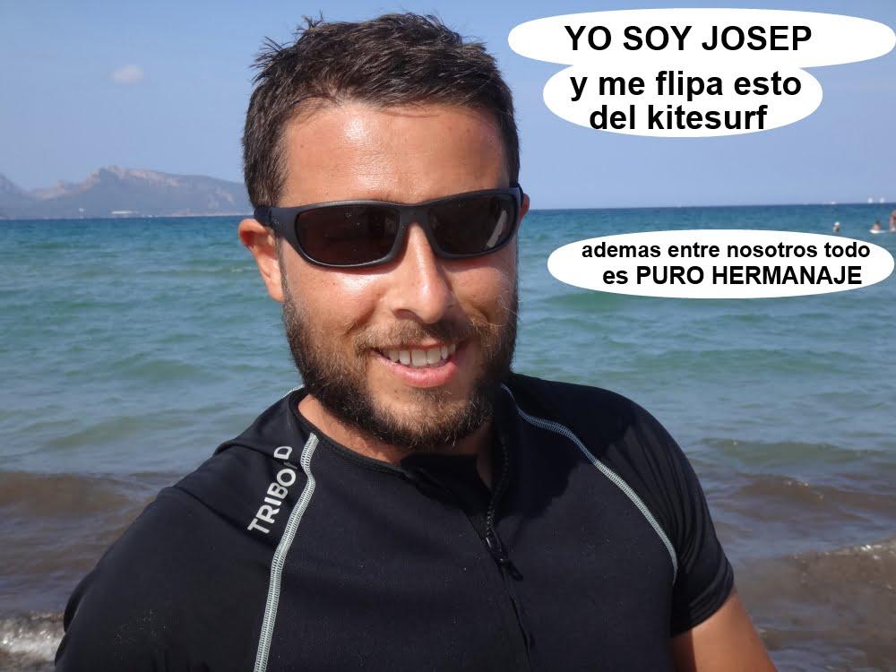 27 kitesurf en Mallorca - cursos en Pollensa Josep socio de AA Navegar