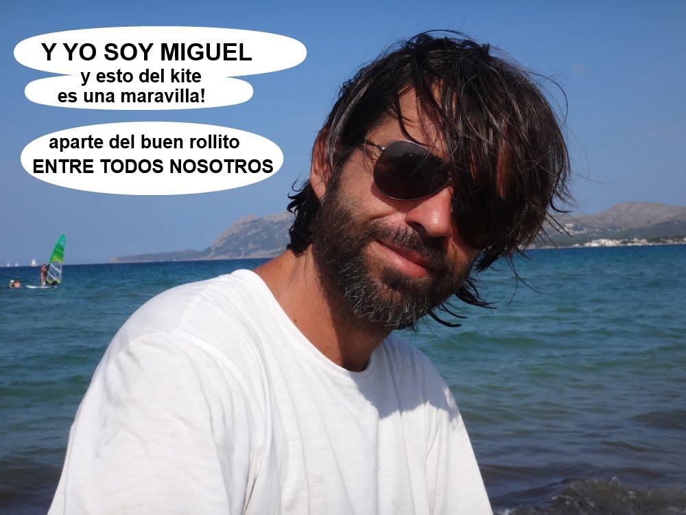 28 kitesurf en Mallorca - cursos en Pollensa Miguel socio AA Navegar