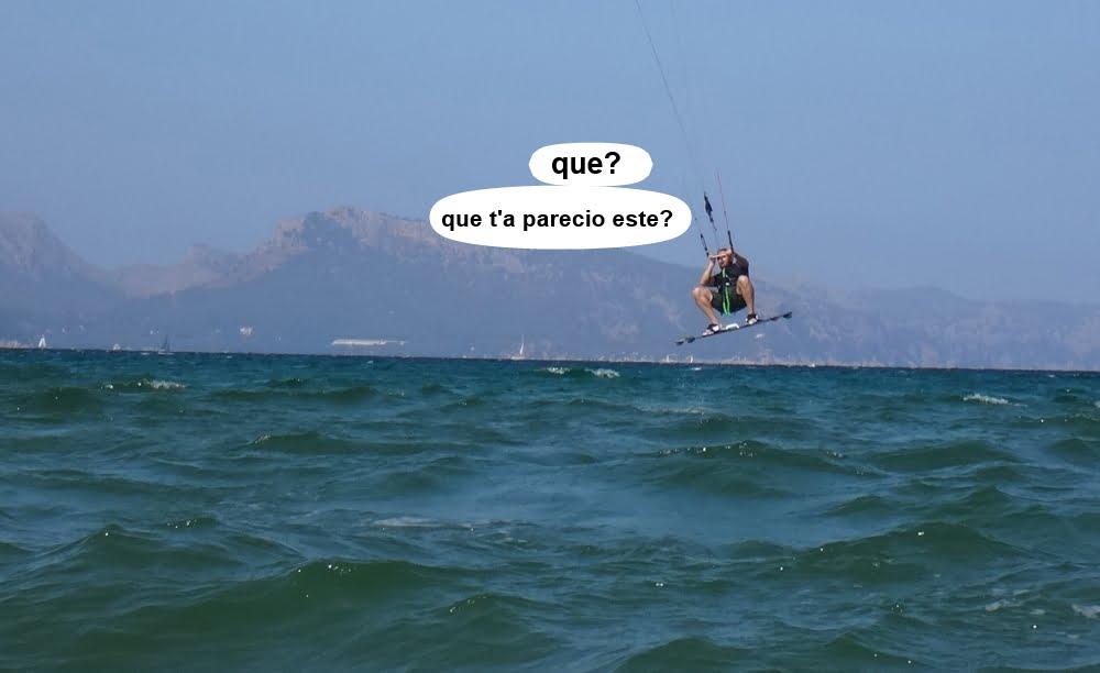 6 kitesurf en Mallorca - cursos en Pollensa para turistas