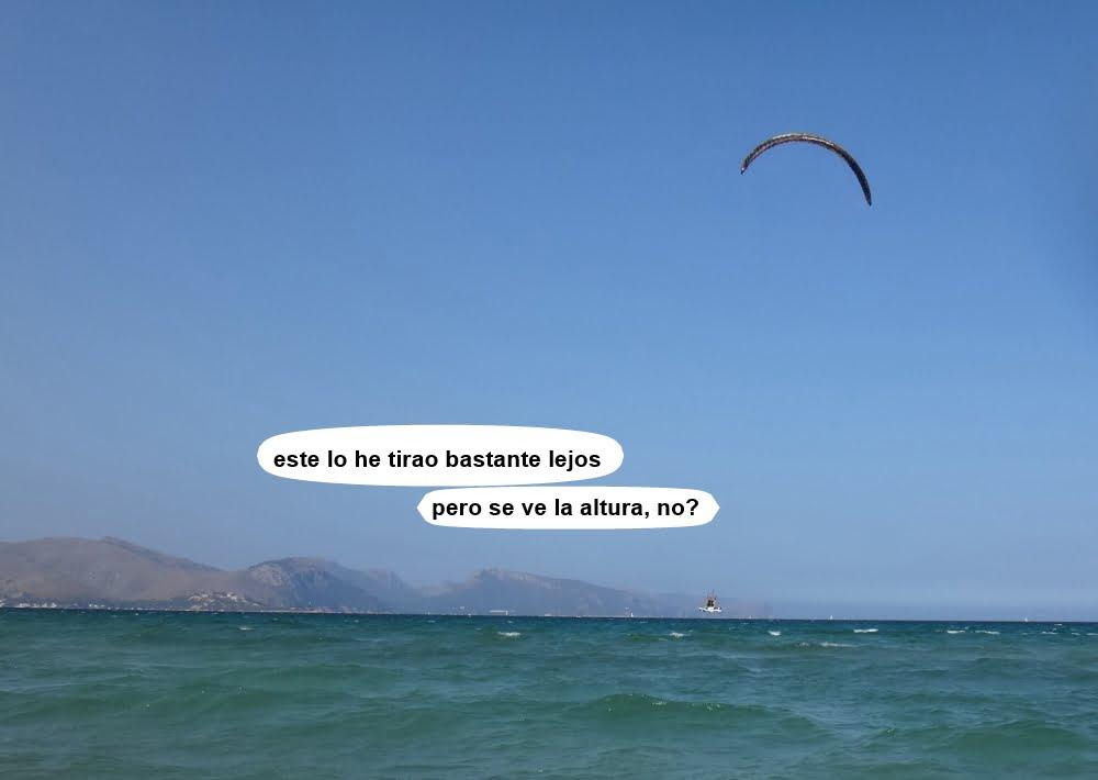 8 kitesurf en Mallorca - cursos en Alcudia