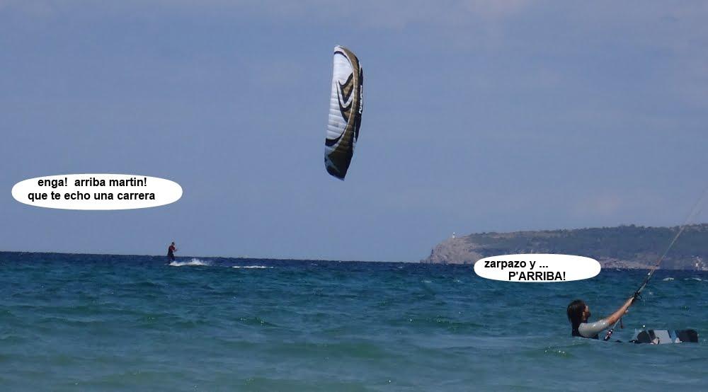 15 cursos de kitesurf en Mallorca kite club en Pollensa y Alcudia