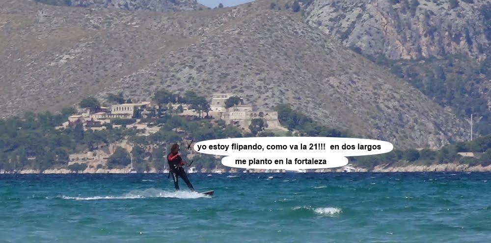 19 cursos de kitesurf en Mallorca como la primera vez