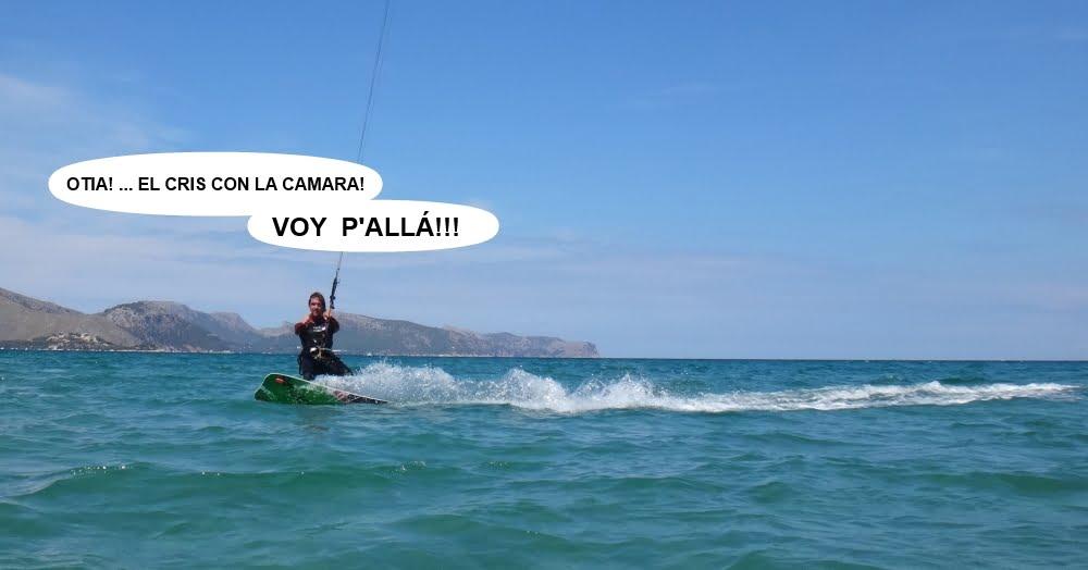3 cursos de kitesurfing en Mallorca y Alcudia