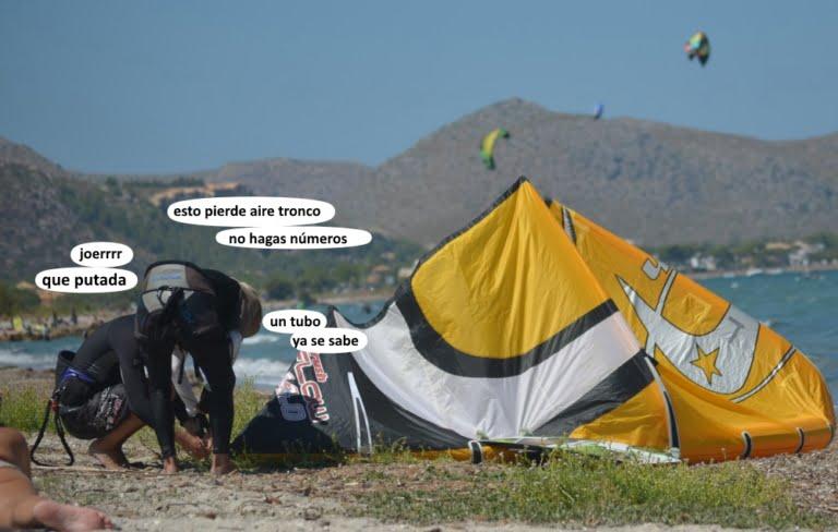 6 www-kitesurfingmallorca-com-clases-de-kitesurf-en-mallorca-en-Agosto-el-tubo-pierde