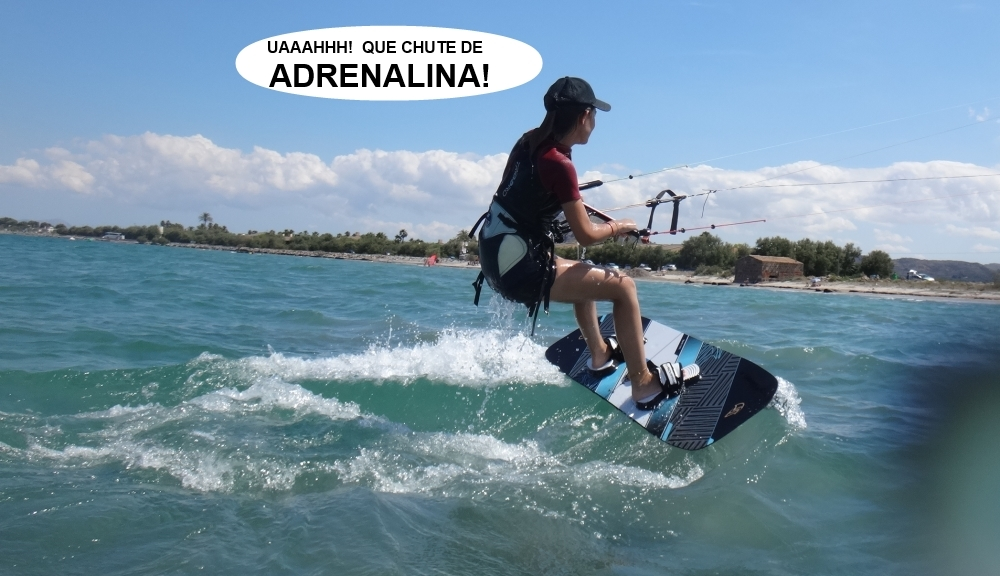 9 cursos de kitesurfing en Mallorca waterstart