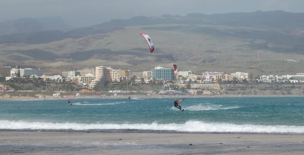 kitesurf en Gran Canaria - DSC_0193